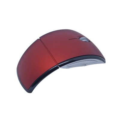 Foldable Wireless USB 2.0 Mouse